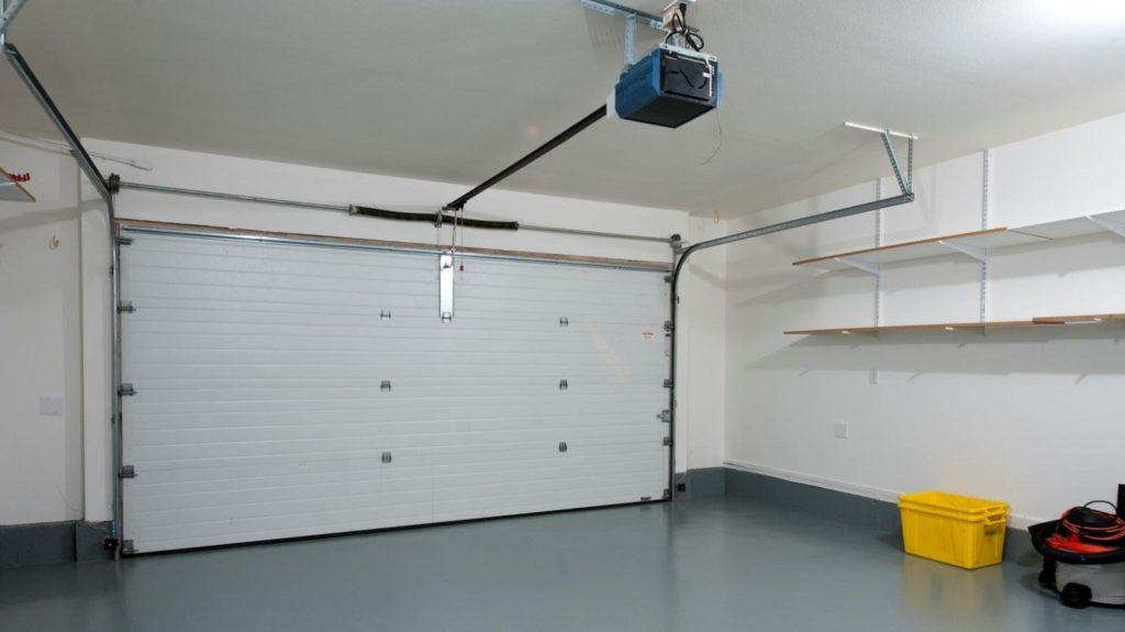 installation electric Garage Doors